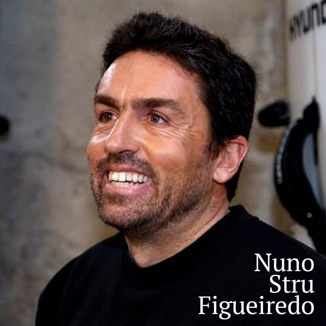 """Nuno """"Stru"""" Figueiredo"""